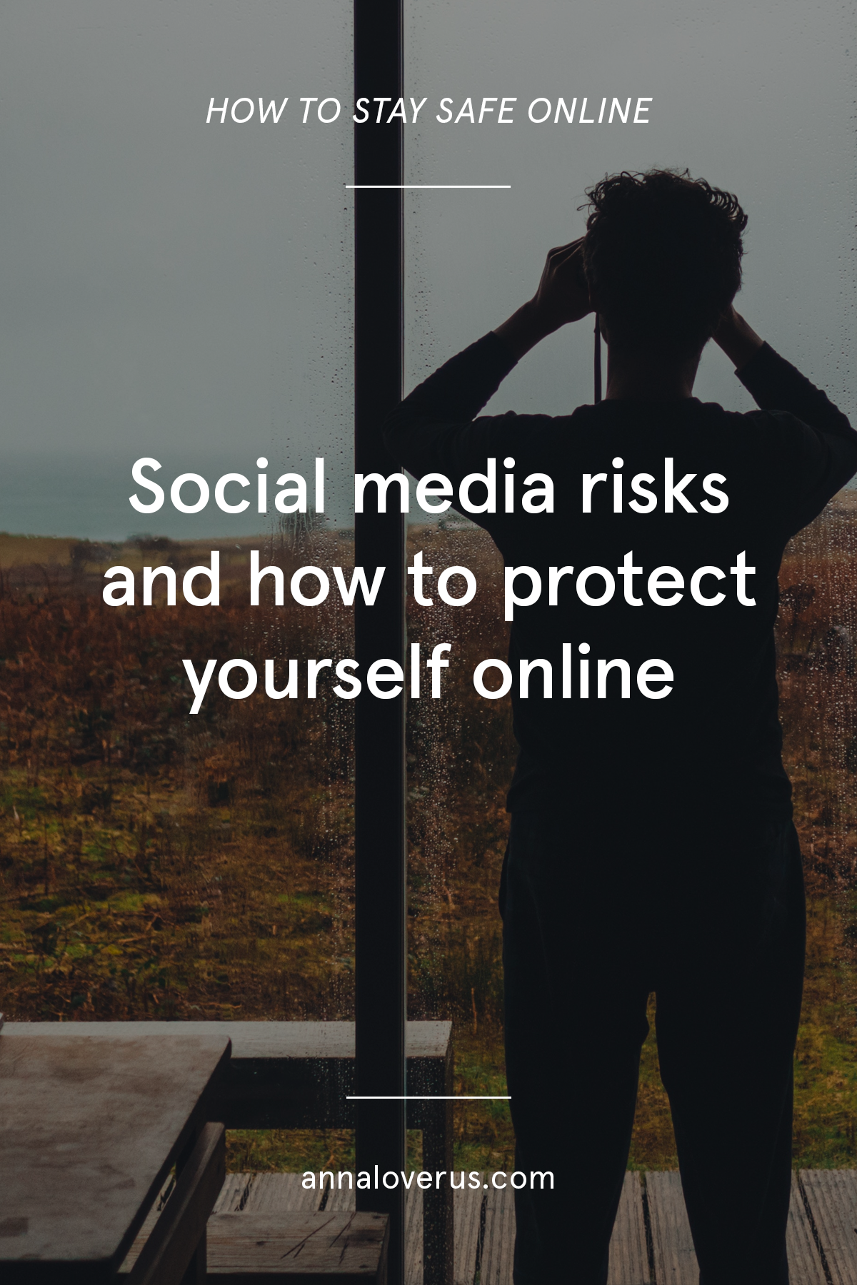 Keep track of social media risks and learn how to protect yourself online